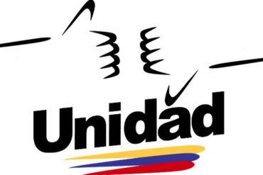 ¡SEPA! En menos de lo que canta un gallo: La Unidad anunciará su postura sobre elecciones presidenciales y municipales