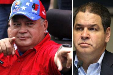 "¡TOMA Y DAME! Diosdado Cabello le advierte a Florido que averigüe ""lo que está listo para firmarse"""