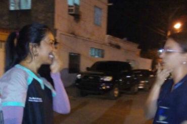 ¡ATENCIÓN! Liberaron a estudiantes que habían sido detenidas por fotografiar a parturientas en hospital de Lara