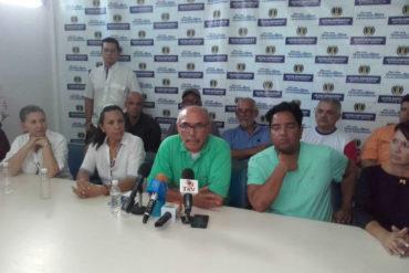¡VA A PELEAR! Ismael García:  En Aragua hubo fraude y ese señor no es el Gobernador
