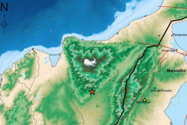¡ATENCIÓN! Sismo de 5.1 en Colombia se sintió en Venezuela
