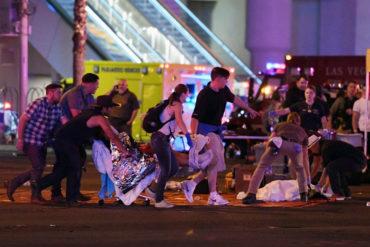 ¡AQUÍ ESTÁN! 14 datos claves que debes saber sobre el tiroteo en Las Vegas que dejó más de 50 muertos