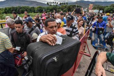 ¡PREOCUPADOS! Perú y Colombia creen que migración venezolana debe abordarse regionalmente