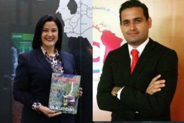 ¡AY, PAPÁ! Expresidente de VTV Jordán Rodríguez piropeó a la esposa de Diosdado en Instagram