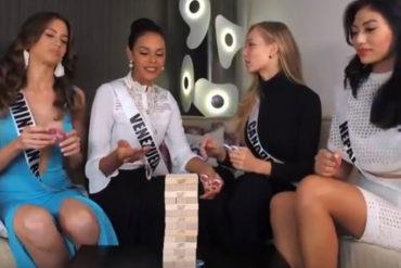 ¡TE LO CONTAMOS! Keysi Sayago explica por qué no tendrá fotos en traje de baño en el Miss Universo