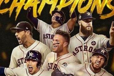 ¡GRANDES! Los Astros de José Altuve conquistan su primera Serie Mundial (VIDEO)