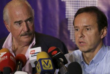 ¡SEPA! IDEA exige seguridad a la integridad personal de Machado y Richard Blanco