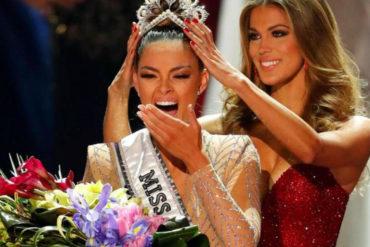 ¡SUFRIDA! Los momentos dramáticos que ha vivido la nueva Miss Universo en Suráfrica