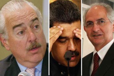 ¡IMPERDIBLE! El irónico mensaje de Pastrana a Maduro tras la huida de Ledezma (+Tuit + no gustará a Nicolás)