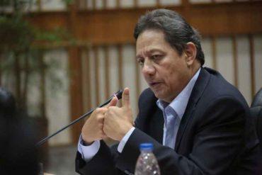 """¡AY, QUÉ DETALLE! Asdrúbal Chávez: """"Con máxima lealtad, honestidad y compromiso asumo la presidencia de Citgo"""""""