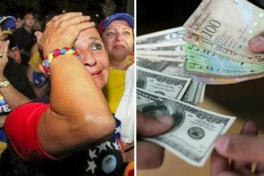¡SE DISPARÓ! Mira en cuánto se cotiza el dólar paralelo en Venezuela este #16Nov (va rumbo a los Bs. 100.000)