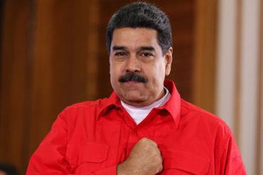 """¡SHOWSERO! Maduro invita a """"dialogar"""" a la oposición en Miraflores: """"Seré el hombre más feliz de la tierra"""" (+Video)"""