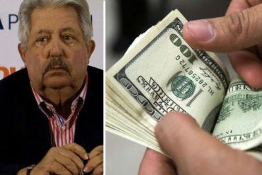 ¡ENTÉRESE! La insólita cantidad de dólares que recibió Rafael Esquivel en sobornos