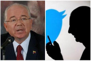 ¡EXPLOSIÓN! Las redes se encienden tras la supuesta destitución Rafael Ramírez de su cargo en la ONU