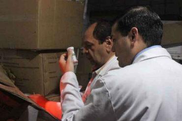 ¡ENTRE COMIDA! Así refrigeran las medicinas en el Hospital San Cristóbal (+pura patria)