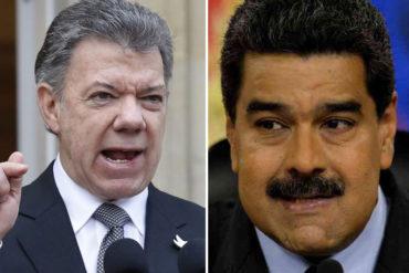 ¡GRAVÍSIMO! Santos denuncia que Maduro ceduló a colombianos y los trasladará para votar este #20May