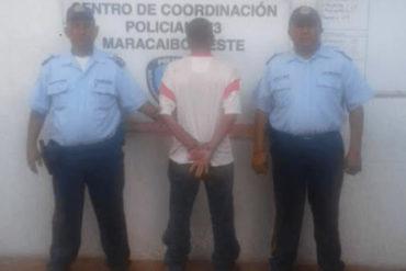 ¡ABERRADOS! Detenidos dos hombres por violar a dos niñas de 11 y 13 años