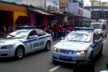 ¡ENTÉRESE! Dos venezolanos condenados por robo con violencia a 5 años de prisión en Trinidad & Tobago