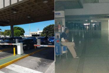 ¡ENTÉRESE! Mega apagón también afectó las operaciones del aeropuerto de Maiquetía