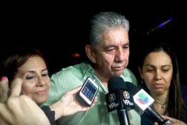 ¡NUNCA DEBIÓ ESTAR PRESO! Fue liberado este #23Dic el alcalde del municipio Iribarren, Alfredo Ramos