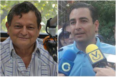 """¡ENTÉRESE! """"Kico"""" Bautista felicitó a Darwin González por su victoria en el municipio Baruta (+Tuit)"""