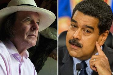 ¡CONVOMEDORA! La carta que le escribió Diego Rísquez a Maduro en 2016 pidiendo garantizar el derecho a la salud  (+Carta)