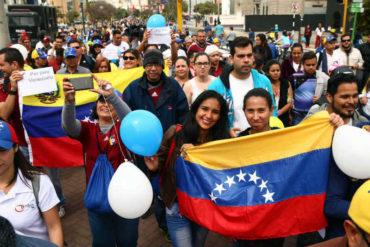 ¡ÉXODO MASIVO! Más de 200.000 venezolanos han ingresado a Perú (36.000 ya tiene permiso temporal)