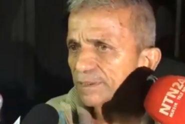 """¡QUÉ DESGRACIA! Padre de Abraham y Jairo Lugo: """"Tienen muchos impactos de bala en el cuerpo"""" (VIDEO)"""