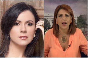 ¡SIGUE LA POLÉMICA! El caluroso toma y dame entre Carla Angola y Patricia Poleo tras polémica entrevista con Jaime Bayly