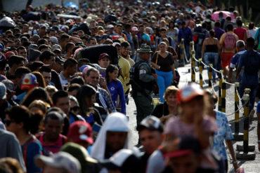 ¡EXÓDO MASIVO! Migración Colombia dice que hay 870.000 venezolanos viviendo en el país
