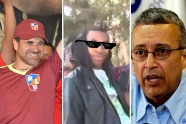 ¡DE FRENTE! La ácida punta que lanzó Lacava a Motta Domínguez y Corpoelec ante crisis eléctrica en Carabobo (+Video)