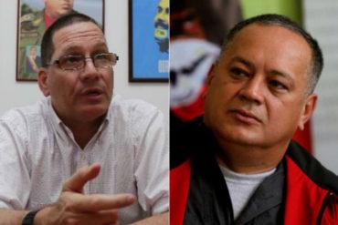 "¡SE PICÓ! Diosdado lanzó dardo a constituyentistas que critican al Gobierno: ""Les encanta dar casquillo""(+Video)"