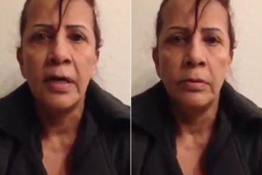 """¡ESCÚCHELA! Madre de Óscar Pérez denuncia que el gobierno quiere asesinar a su hijo: """"No lo dejan entregarse"""" (+Video)"""