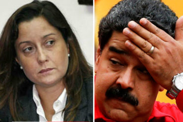 ¿ACOBARDADO? Maduro teme una implosión en la FANB, según Rocío San Miguel