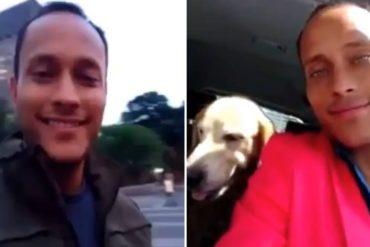 ¡PARA LLORAR! Revelan conmovedores videos que enviaba Óscar Pérez a sus pequeños hijos