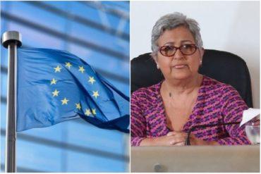¡LO ÚLTIMO! Unión Europea acordó nuevas sanciones contra funcionarios venezolanos: Tibisay no se salvó