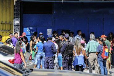 ¡VANDALISMO! Saquearon camión de harina PAN en Barquisimeto