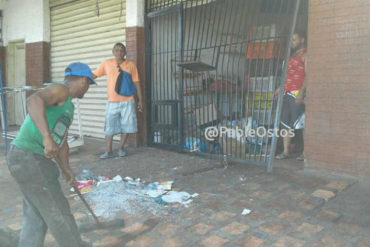 ¡BUSCAN A LOS CULPABLES! Cicpc y Sebin allanan viviendas tras saqueos en San Félix