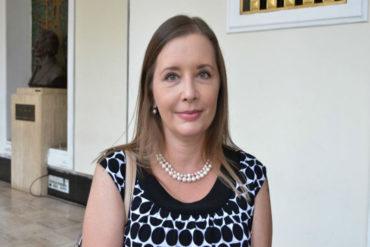 ¡VEA! Esposa de Iván Simonovis responde a las críticas por apoyar a Falcón