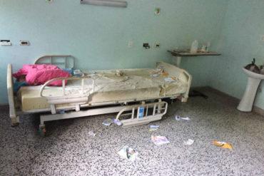 ¡HECHO EN REVOLUCIÓN! En deplorables condiciones: Así está el servicio de traumatología en hospital de Maracaibo (+Fotos)