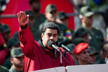 """¡SE LO CONTAMOS! Lo que dijo Maduro a propósito de El Caracazo: """"Ese estallido social es historia"""" (+Dosis de cinismo)"""