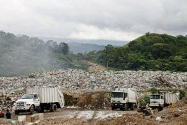 ¡EN COLAPSO! Municipio Junín del Táchira se ahoga en basura (fue declarado en emergencia sanitaria)