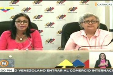 ¡SÍ, CLARO! Delcy Rodríguez: Venezuela tiene uno de los mejores sistemas democráticos del mundo