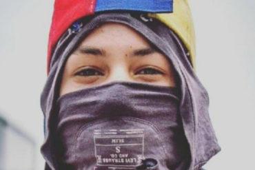 ¡HONORES! En Nicaragua pintaron el rostro de Neomar Lander y dejaron este conmovedor mensaje (+Foto)