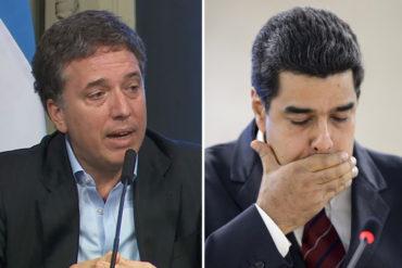 ¡DE FRENTE! Argentina cree que las elecciones presidenciales «están viciadas de nulidad»