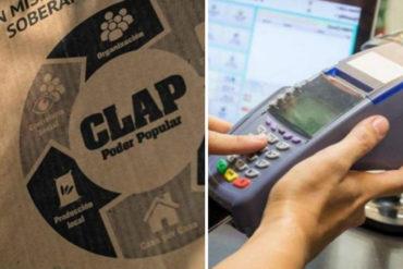 ¡CRISIS DE EFECTIVO! En Vargas piden instalar puntos de ventas en los CLAP tras altos de precios en bolsas de comida