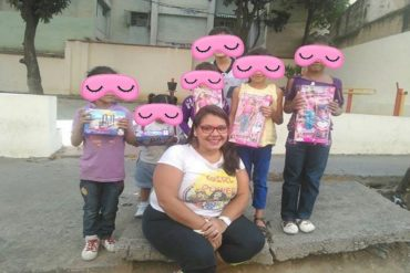 ¡ATENCIÓN! Liberaron a Vanessa Barroso, directora de la Fundación de Oscar Pérez