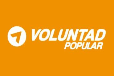 ¡FIRMES! Voluntad Popular ratificó que no asistirá a negociación en República Dominicana (+Comunicado)