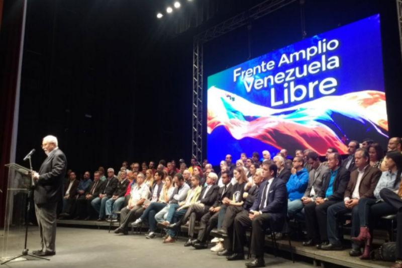 ¡SEPA! Ramón Guillermo Aveledo llamó a vencer la desconfianza y la antipolítica