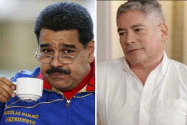 ¡MÍRELO! Maduro confundió a reportero de VTV con Boris Izaguirre (+Periodista cansado de que lo confundan +Video)
